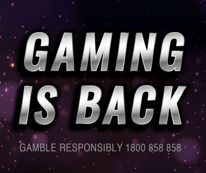 1. Gaming is back